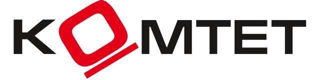Логотип хостинговой компании Komtet