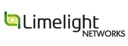 Логотип хостинговой компании Limelight.com