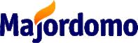 Логотип хостинговой компании Majordomo