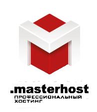 Логотип хостинговой компании Masterhost