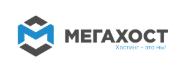 Логотип хостинговой компании Megahost