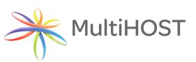 Логотип хостинговой компании Multihost