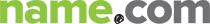 Логотип хостинговой компании Name.com