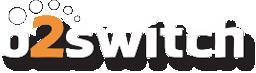 Логотип хостинговой компании o2switch.fr