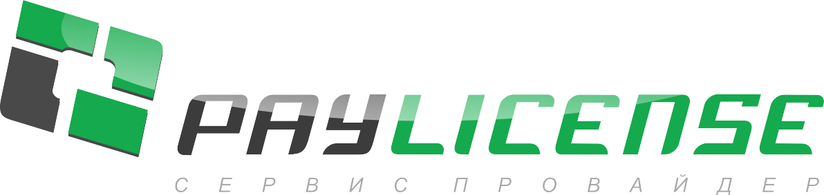 Логотип хостинговой компании Paylicense.com