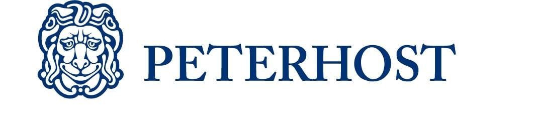 Логотип хостинговой компании Peterhost