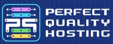 Логотип хостинговой компании PQ.hosting