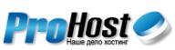 Логотип хостинговой компании Prohost