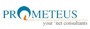 Логотип хостинговой компании Prometeus.net