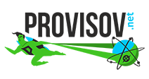 Логотип хостинговой компании Provisov