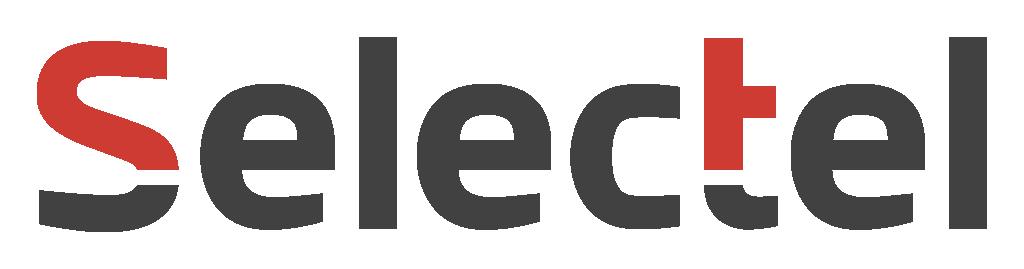 Логотип хостинговой компании Selectel