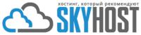 Логотип хостинговой компании SkyHost