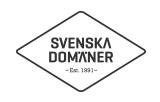 Логотип хостинговой компании Svenskadomaner.se
