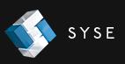 Логотип хостинговой компании syse.no
