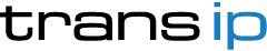 Логотип хостинговой компании TransIP
