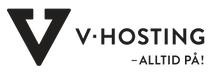 Логотип хостинговой компании v-hosting.no