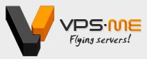 Логотип хостинговой компании vps.me