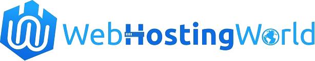 Логотип хостинговой компании webhostingworld.net