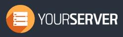 Логотип хостинговой компании Yourserver.se