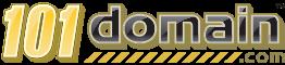 Логотип хостинговой компании 101domain.com