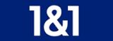 Логотип хостинговой компании 1and1.co.uk