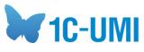 Логотип хостинговой компании 1C-UMI.ru