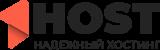 Логотип хостинговой компании 1Host.by