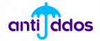 Логотип хостинговой компании Antiddos.biz