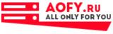 Логотип хостинговой компании Aofy.ru