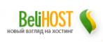 Логотип хостинговой компании Belihost.ru