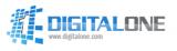 Логотип хостинговой компании Digitalone.com