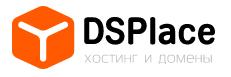 Логотип хостинговой компании DSPlace.ru
