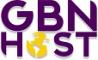 Логотип хостинговой компании GBNHost.com