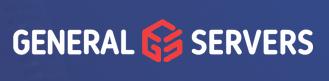 Логотип хостинговой компании General-servers.com