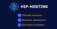 Логотип хостинговой компании HiP-hosting.com