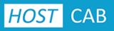 Логотип хостинговой компании HostCab.com