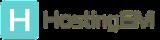 Логотип хостинговой компании Hostingem.ru