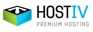 Логотип хостинговой компании HOSTIV.ru