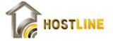 Логотип хостинговой компании Hostline.ru