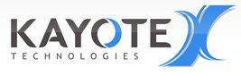 Логотип хостинговой компании Kayotex.com