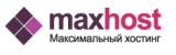 Логотип хостинговой компании Maxhost.ru