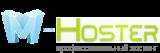 Логотип хостинговой компании M-HOSTER.COM