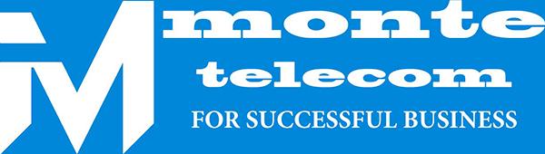 Логотип хостинговой компании Monte-telecom.com
