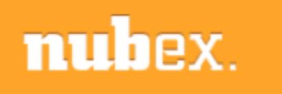 Логотип хостинговой компании nubex.ru