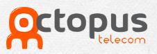 Логотип хостинговой компании Octopustelecom.co.uk