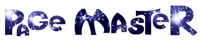 Логотип хостинговой компании PageMaster.ru