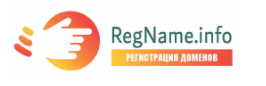 Логотип хостинговой компании Regname.info