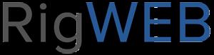 Логотип хостинговой компании Rigweb.ru