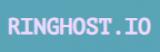 Логотип хостинговой компании Ringhost.io