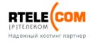 Логотип хостинговой компании R-tele.com